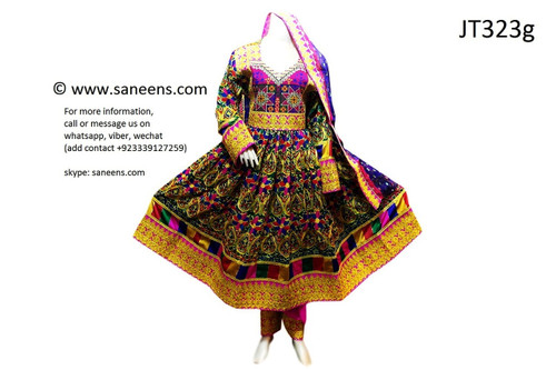 afghan clothes, pathani dress