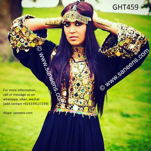afghani dress new style, pashtun bridal clothes