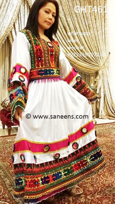 afghan clothing, pashtun bridal dress, muslimah fashion