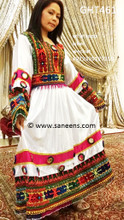 afghan clothing, pashtun bridal dress, muslimah fashion