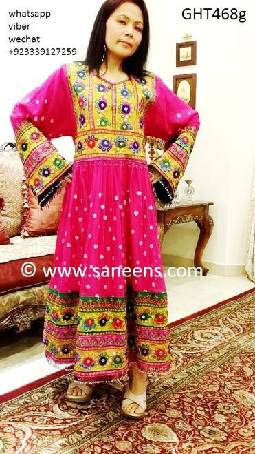 muslim nikah costume, afghan clothes, pashtun singer dress