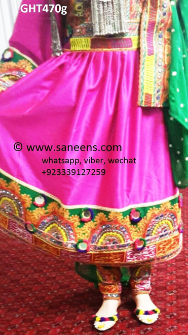 pashtun bride clothes, afghani dress new style
