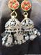 tribal fashion vintage earrings
