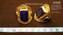 afghan jewelry, kuchi lapis stone bracelets