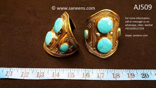 afghan jewelry, kuchi bracelets