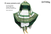 afghan clothes, pashtun bridal frock