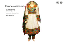afghan clothes, persian aroosi dress