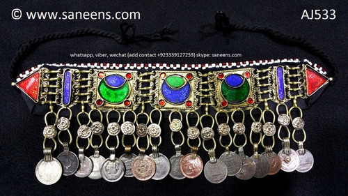 pashtun singer necklace
