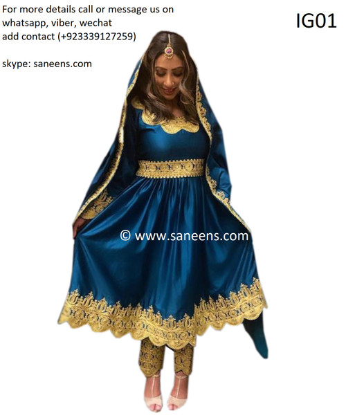 Afghan Dresses, Afghan Fashion, Sarahs Afghan Clothes