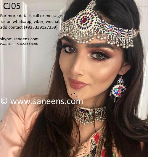 New afghan fashion weddings set for young girls