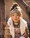 New Afghan kuchi style traditional wedding matha patii jewellery for head