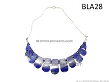 afghanistan lapis lazuli necklace