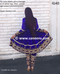afghan tribal fashion trendy frock