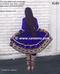 afghan tribal fashion trendy frock