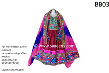 New afghan fashion kuchi dress
