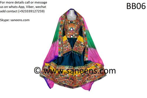 afghan fashion tribal kuchi suit