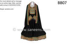 Afghan fashion new long dress