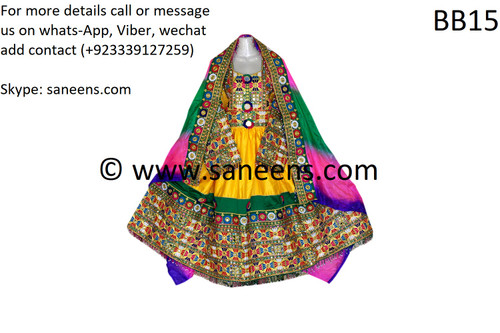 New afghan kuchi tribe clothes