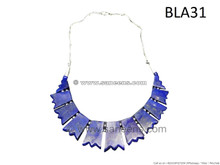 afghan lapis lazuli necklace