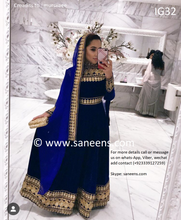 New afghan fashions arrivals embroidery work dress