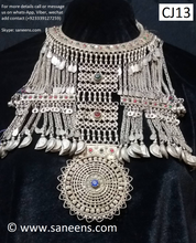 New afghan vintage style jewellery took