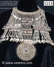 New afghan vintage style jewellery took