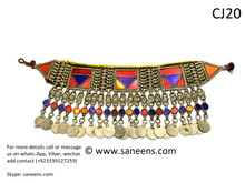 new pashtoon simple necklace