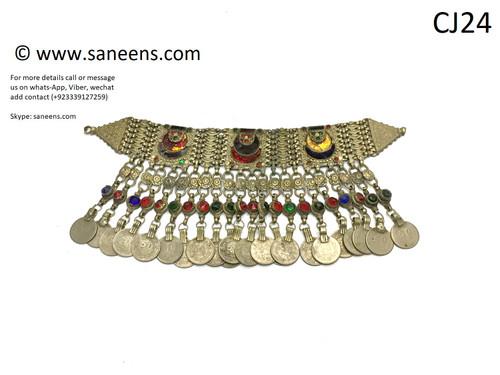 pashtun bridals necklace