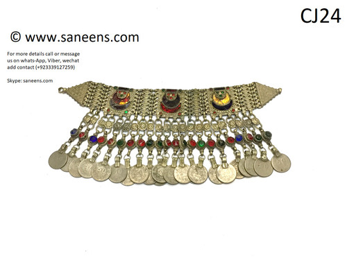 pashtun bridals necklace