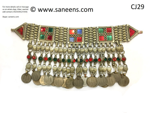 New saneens online bridal fashion choker