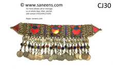 New afghan fashion kuchi necklace