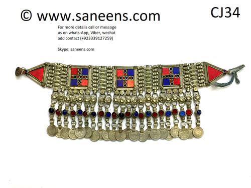 Afghan brides online kuchi jewellery