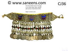 New pashtun style necklace online