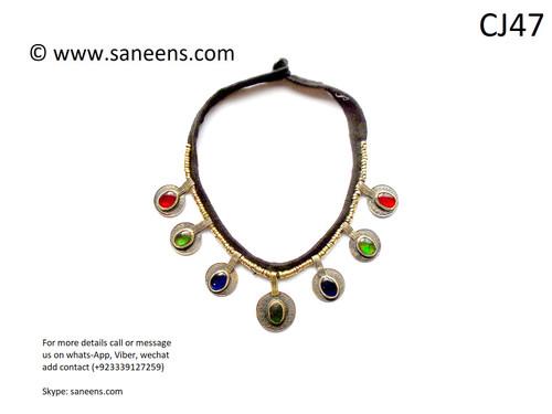 New afghan turkmen necklace