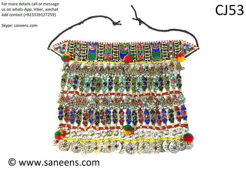 Afghan bridal jewellery for weddings