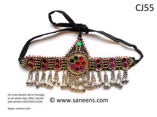 New bridals ethnic kuchi jewellery for head