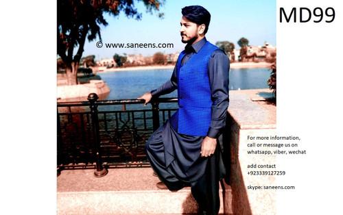 pakhtoon vest, pashtun traditional waistcoat