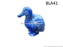 afghan lapis lazuli duck