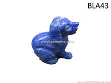 afghan lapis stone handmade dog