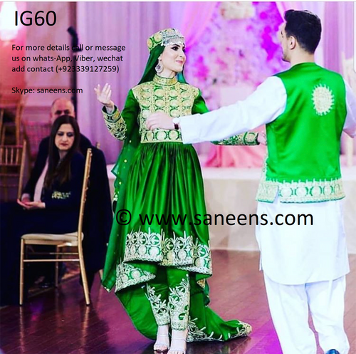 New afghan nikkah clothes for bridesmaids clothes