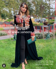 Afghan nikkah custom order coins dress by saneens