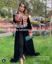 Afghan nikkah custom order coins dress by saneens