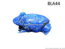 afghanistan lapis stone frog