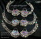 New online kuchi Sahara earrings for pashtun people for henna night events