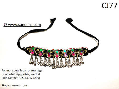 New afghan small function jewellery necklace