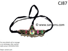 New saneens online babies jewellery for head