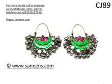 New afghan Muslim fashion earrings