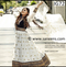 buy saneens online nikkah clothes in white color