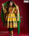 New afghan bridals yellow clothes for nikkah