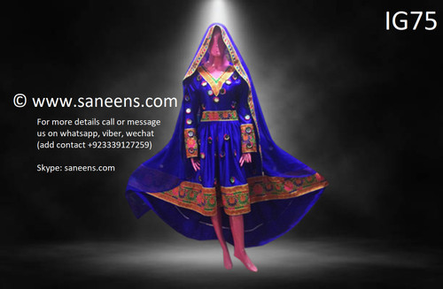 New afghan bridals weddings clothes by saneens